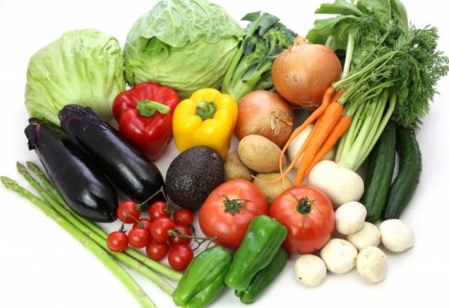 種々の野菜