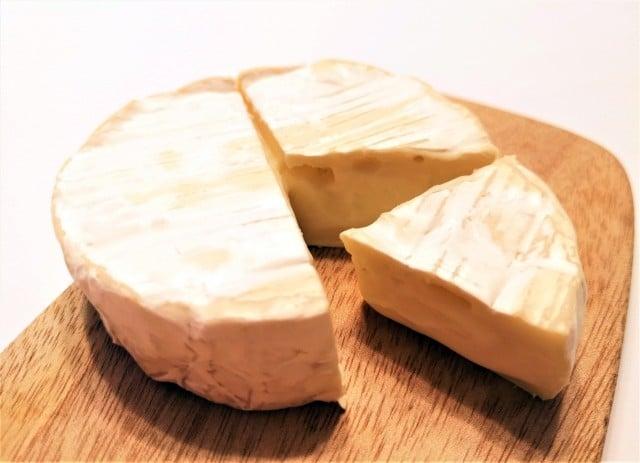 カットしたチーズ