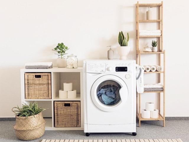 洗濯機とインテリア